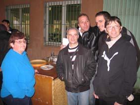 L'équipe Arrosage et les agents d'accueil ont participé à l'atelier sur le gaspillage alimentaire animé par Simon du COVALDEM 11